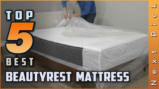 Top 5 Best Beautyrest Mattress Review In 2021 | Our Top Picks