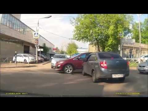 Авария в Химках.