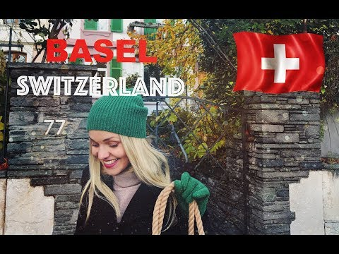 BASEL ● Switzerland 🇨🇭 Travel Diary