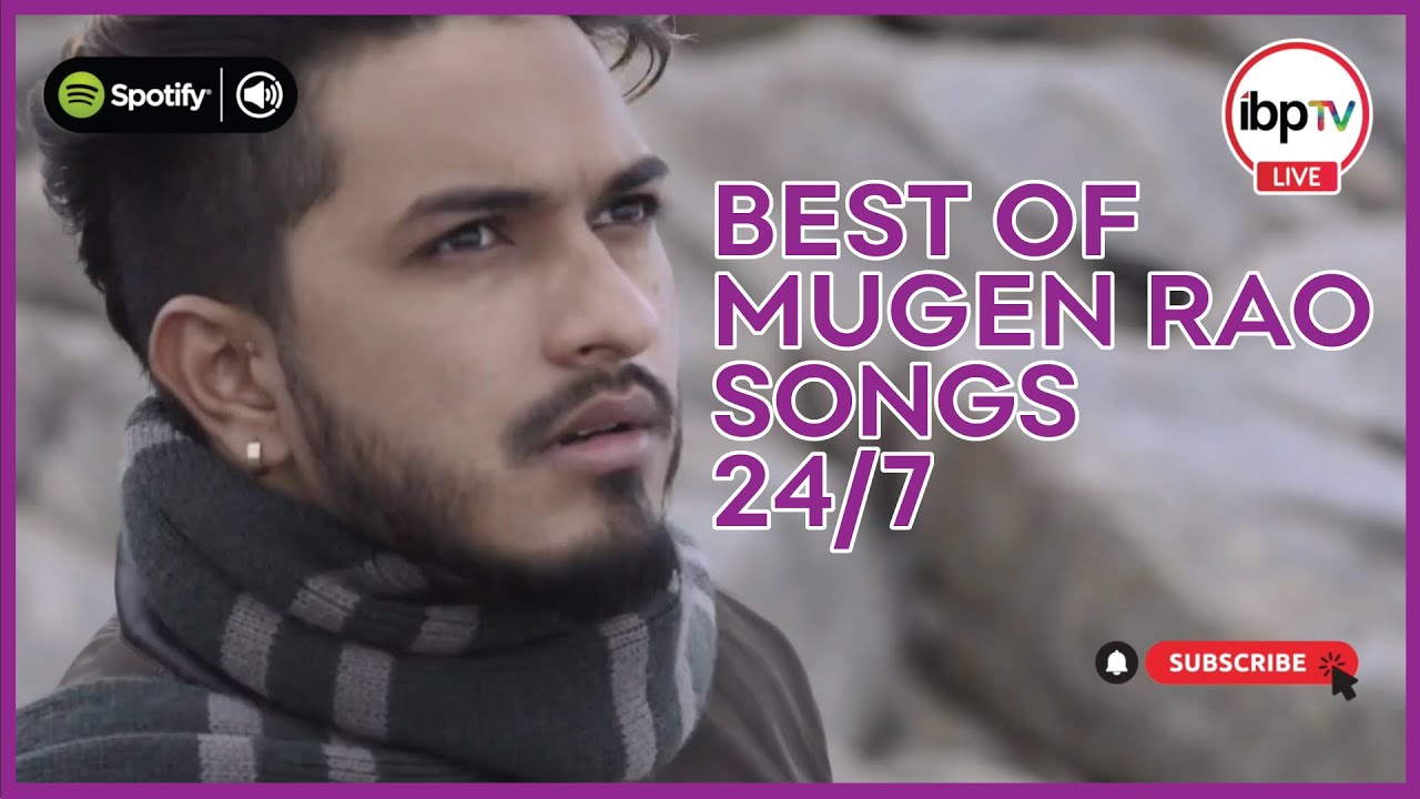 Download Best of Mugen Rao's Songs - 24/7 LIVE Radio - Mugen Rao's Love Collections 2021 🟣