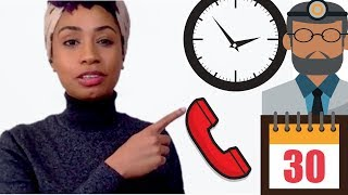 English Lesson | Make an appointment with the  Doctor | Dictogloss