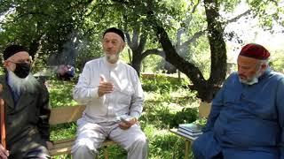 Чечня  Эрасно Беседы на природе