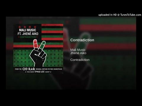 Mali Music ft. Jhene Aiko - Contradiction Instrumental w/Hook (instrumentalized by Trackaholic™)