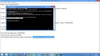 Partager La ConneXion Avec CMD Sur Windows 8 By THeHaCKeR-7