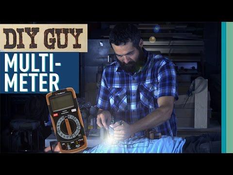 DIY Guy: Multimeter