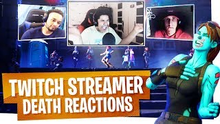 KILLING FORTNITE TWITCH STREAMERS with REACTIONS! - Fortnite Funny Rage Moments ep6
