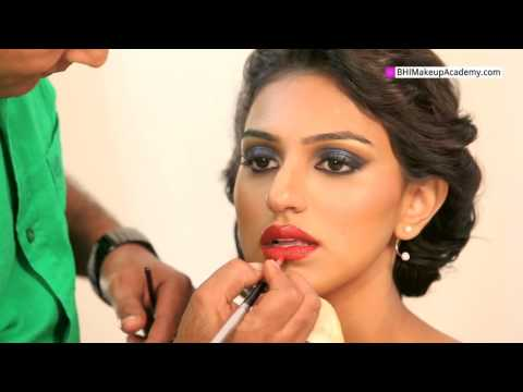 Hira Anthony Professional Makeup Artist and Hair Stylist(Video Profile)