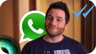 WHATSAPP EN LA VIDA REAL 2 | Con Tuma y Abi Power