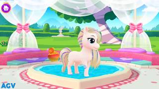 Princess Palace Royal Pony | Educational Children and Babies Game by Libii