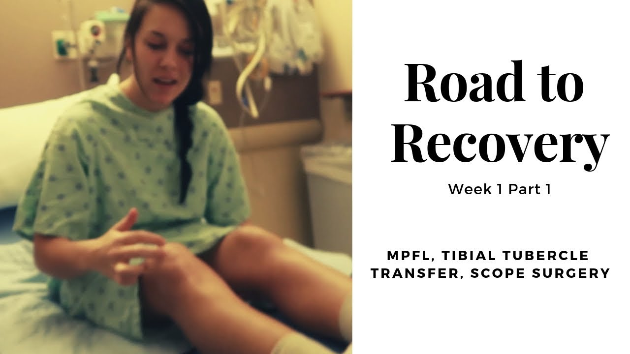 Download Week 1 (Part 1) : MPFL, Tibial Tubercle Transfer, Scope