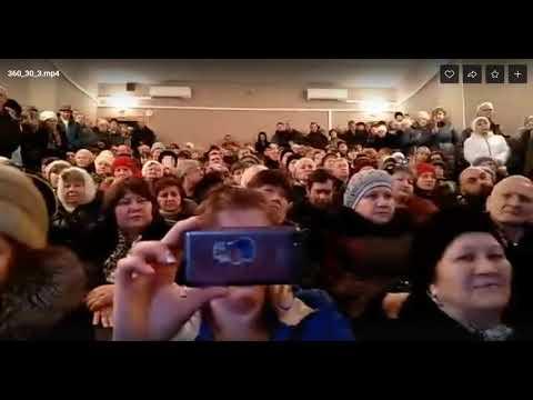 г.Новошахтинск просыпаеться. Про мусор.21.02.2019г.