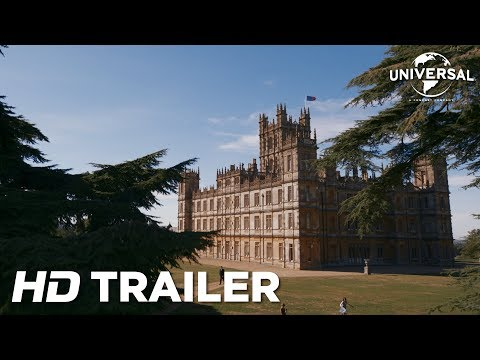 Jim E. Chonga - It's Out! The Official Downton Abbey Movie Trailer!