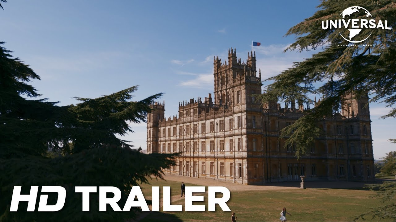 New trailer for 'Downton Abbey' movie released Wednesday