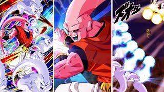 NEW TRANSFORMING SUPER BUU SUPER ATTACKS & DETAILS! Transforming Category Leader | DBZ Dokkan Battle thumbnail