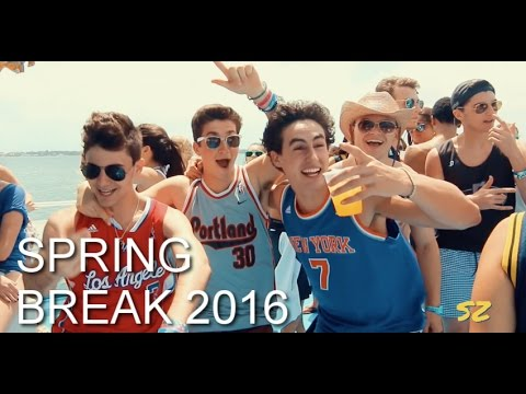 Bahamas High School Spring Break 2016 - Easy, Breezy, Beautiful (Nassau)