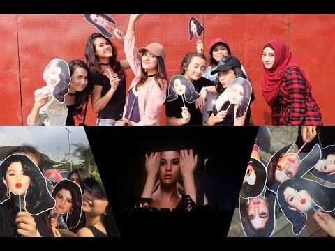 SELENA GOMEZ - REVIVAL TOUR JAKARTA! | Jegan1421