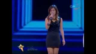 Kyla - ALONE (Celine Dion Cover) August 17, 2014 Sunday All Stars