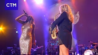 Glennis Grace - Nothing Compares To You Ft. Candy Dulfer (Official Live Video)
