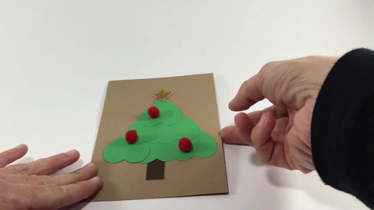 Ben noto Biglietti di Natale fai da te : come creare biglietti natalizi fai  BA73