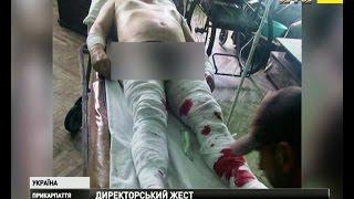 У Снятині затримали підозрюваного у замаху на вбивство місцевого чиновника