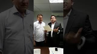 Yuri Guerra destina sua primeira emenda parlamentar para recuperar asfalto da Avenida Dom Lino