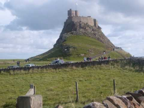 Lindisfarne Castle, Priory and the Holy Island