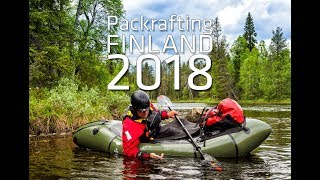 Packrafting Finland Gathering 2018