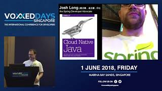 Reactive Spring - Voxxed Days Singapore 2018