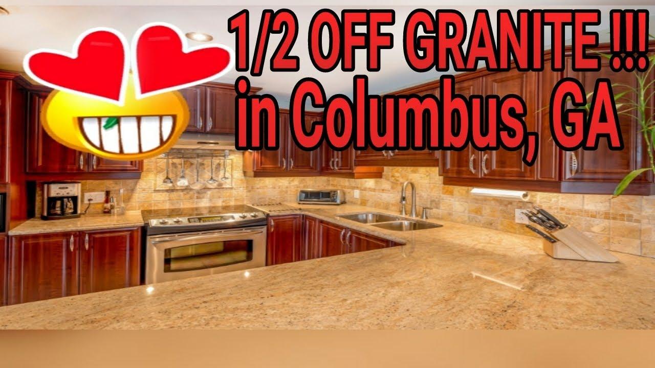 Granite Countertops Columbus Ga