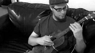 the broke ass baritone uke blues