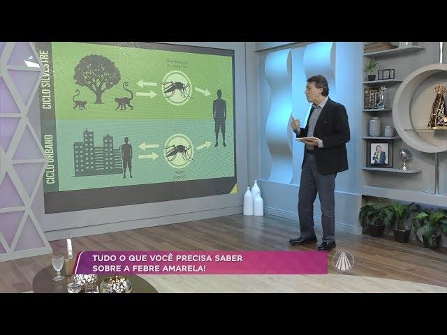 Febre Amarela - Dr. Tércio Genzini