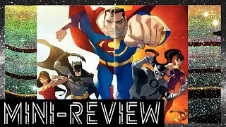 Justice League Crisis on Two Earths | Critically Quick Review