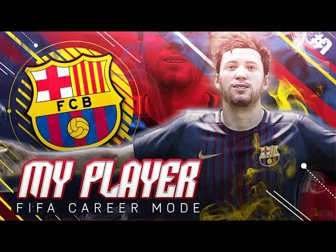 FIFA 18 My Player Career Mode - EP1 - The Start Of Something Special!!