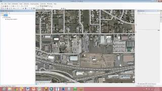 Creating a Background image in ArcGIS for use in GPS Pathfinder Office and TerraSync