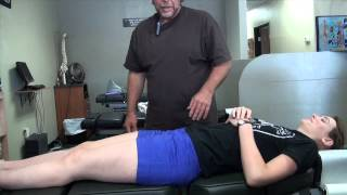 Chiropractic Pelvis adjusting