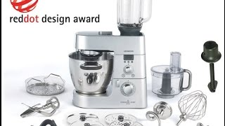Kenwood Cooking Chef KM096 видео презентация