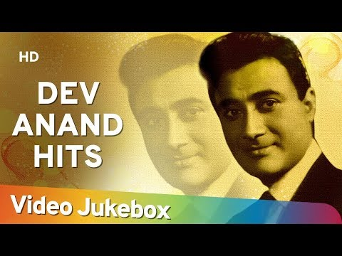 Evergreen Dev Anand Songs Collection | Classic Hindi Audio Jukebox | Dev Anand Special