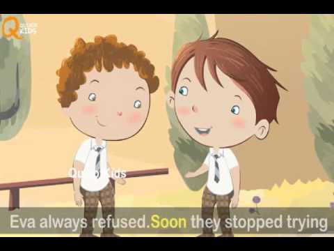 Be Happy | Short Moral Stories For Kids | Cartoon Stories For Kids | Quixot  Kids Stories | English