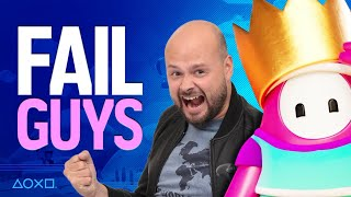 Fall Guys: Ultimate Knockout - Can We Win 5 Crowns In A Row?