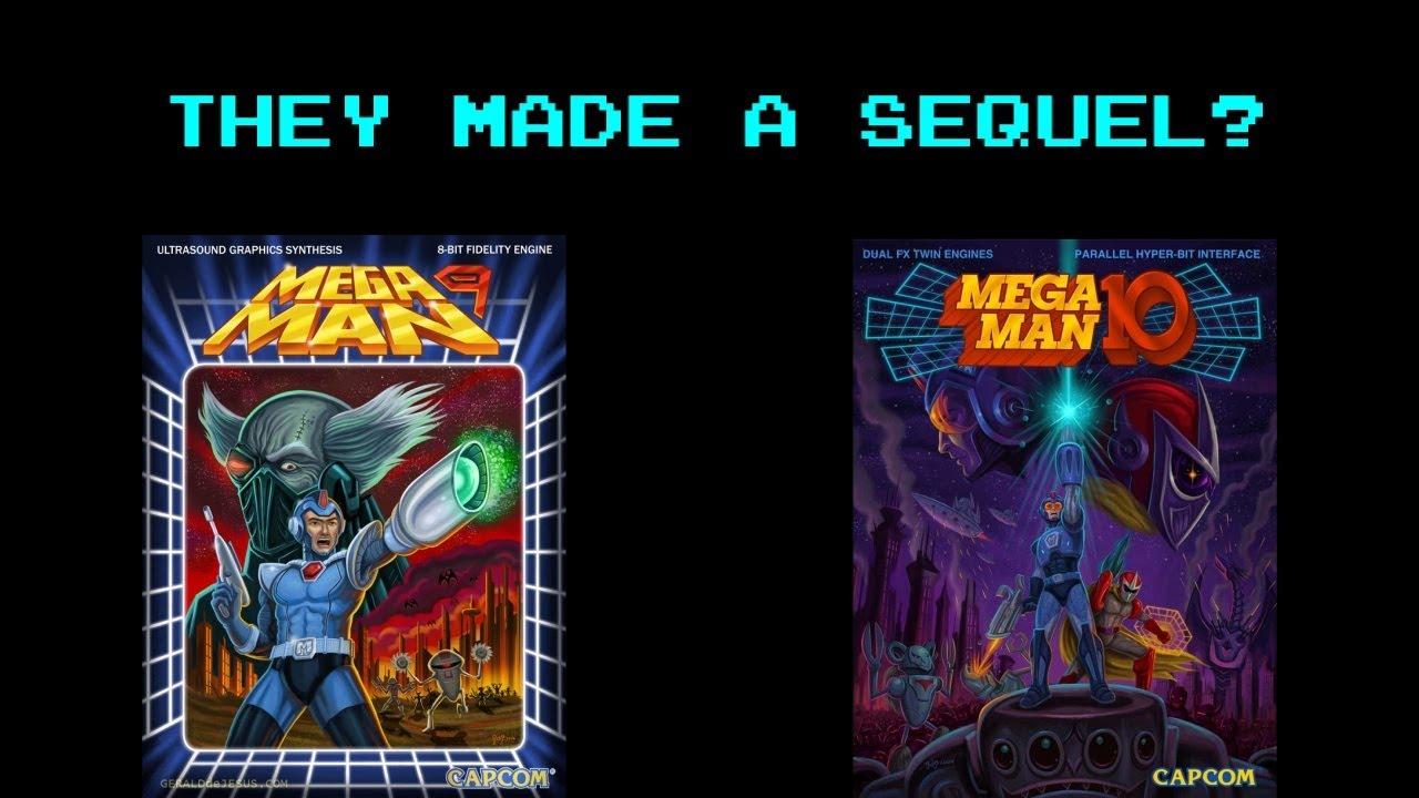 The Bosses of Mega Man 9 - IGN