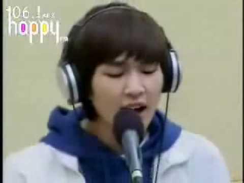 090124 SHINee Stand By Me Live Radio