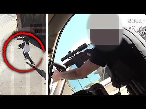 Sniper Stops Armed