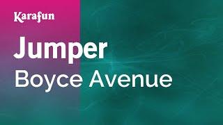 Karaoke Jumper - Boyce Avenue *