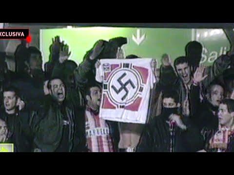La simbología nazi del Frente Atlético