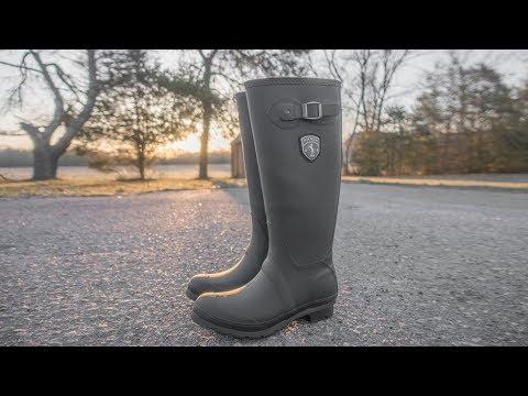 Kamik Jennifer Boots Review (Sony RX100V Video Test)