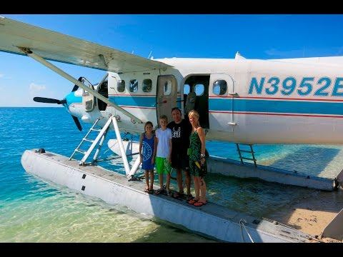 Seaplane to Dry Tortugas September 2015 - Fort Jefferson