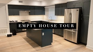 OUR NEW EMPTY HOUSE TOUR!! | 2019 | BRITTANY XAVIER
