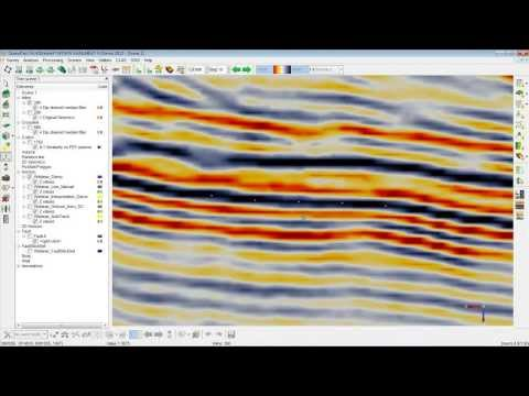 Webinar: Horizon and Fault Tracking in OpendTect 4.4