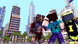 Minecraft - QUEDA PARA O ALTO - #15 ESTAMOS NO FUTURO!!