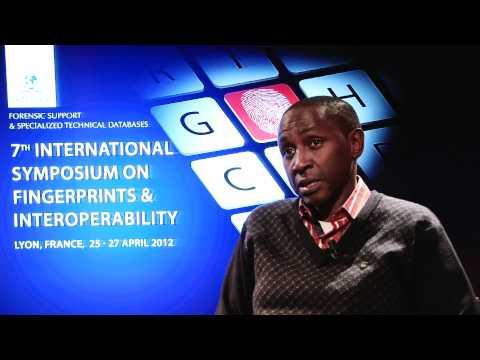 Patrick Ndunda, Criminal Identification Bureau, KENYA